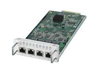 Zyxel WEM104 GBE RJ45 4-port LAN Module for NXC5200, WEM104, 12215025, Wireless Networking Accessories