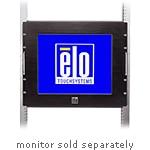 ELO Touch Solutions Rack-Mount Bracket for 19 1939L Touchmonitor, E579652, 8260018, Rack Mount Accessories