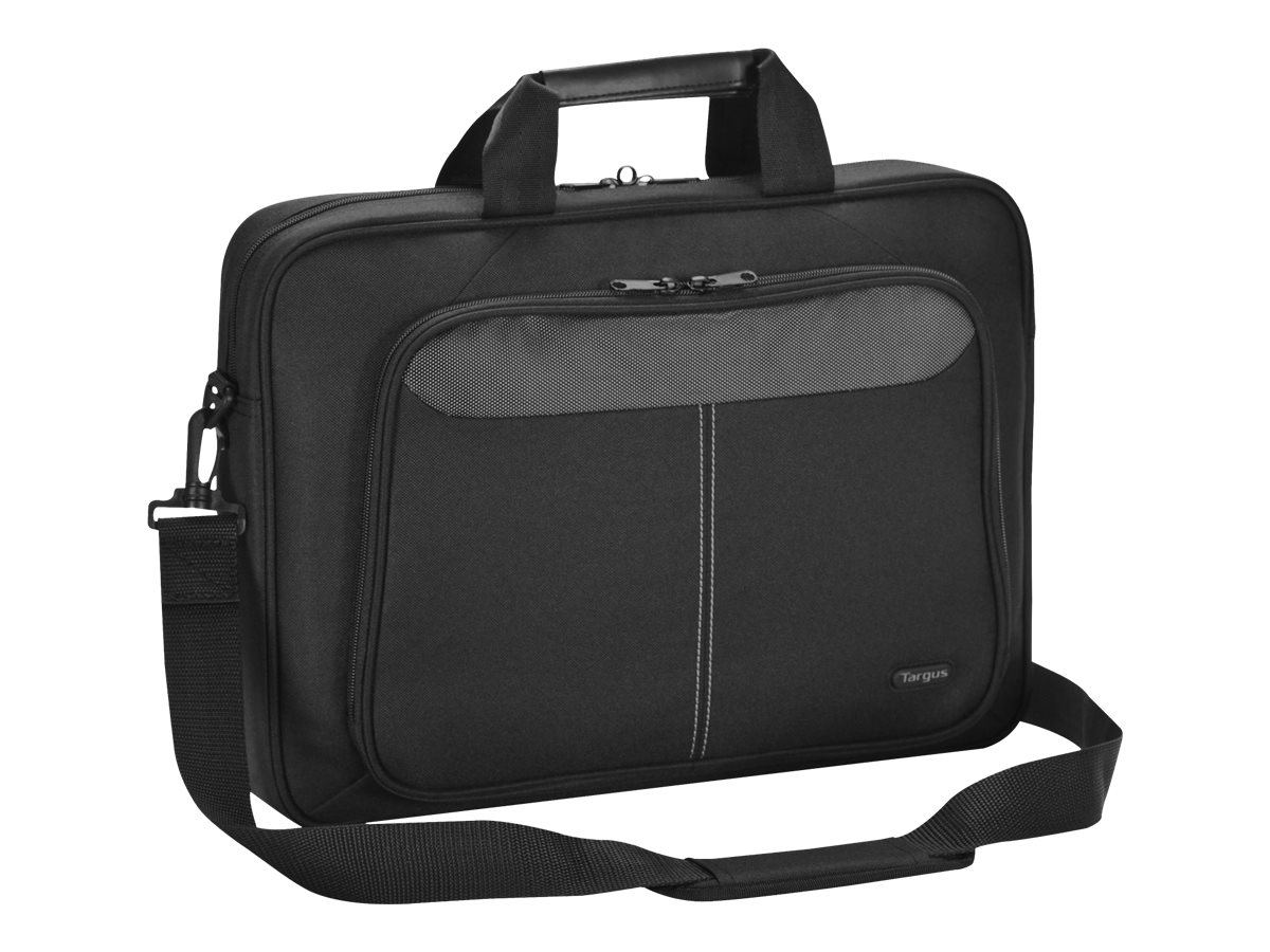 Targus 14 Intellect Slipcase, Black, TBT260, 19054463, Carrying Cases - Notebook