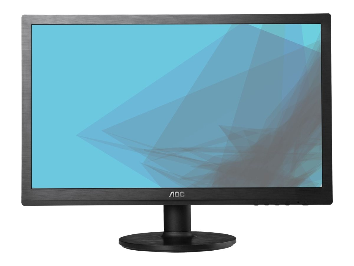AOC 22 E2260SWDN LED-LCD Full HD Monitor, Black, E2260SWDN, 14875086, Monitors - LED-LCD