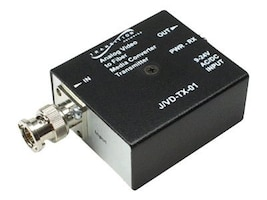 Transition Stand-Alone Analog CCTV Video Transmitter, 850nm, J/VD-TX-01-NA, 6403185, Network Transceivers