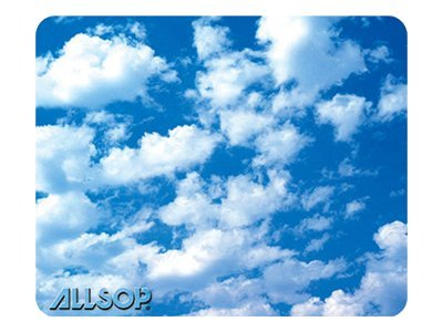 Allsop Mouse Pad, Clouds, 27010, 9799795, Ergonomic Products