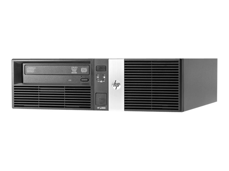HP rp5800 i3-2120 3.3GHz 4GB RAM 500GB HDD Win 7 Pro