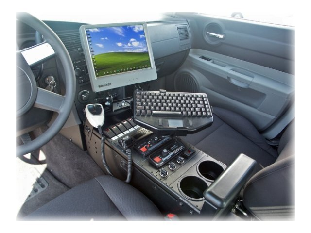 Havis 2006-2007 Dodge Charger Vehicle Specific 24 Console, C-VS-2400-CHGR