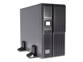 Liebert GXT4 10kVA Online UPS 208 120V w  Rackmount Kit, Webcard, GXT4-10000RT208, 18382094, Battery Backup/UPS