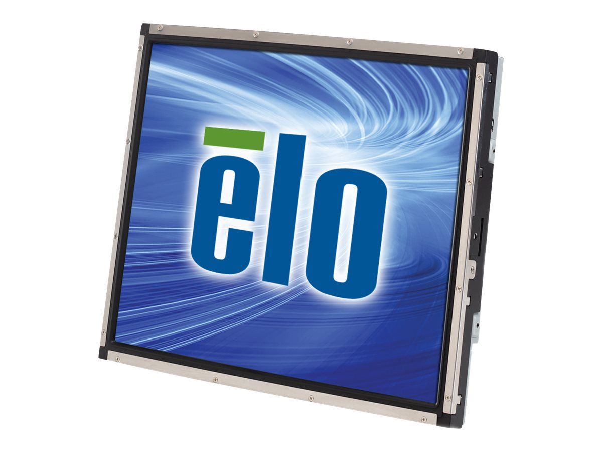 ELO Touch Solutions 1739L 17 LCD LED Backlight Open Frame VGA & DVI iTouch (NC NR), E001127, 19170721, POS/Kiosk Systems