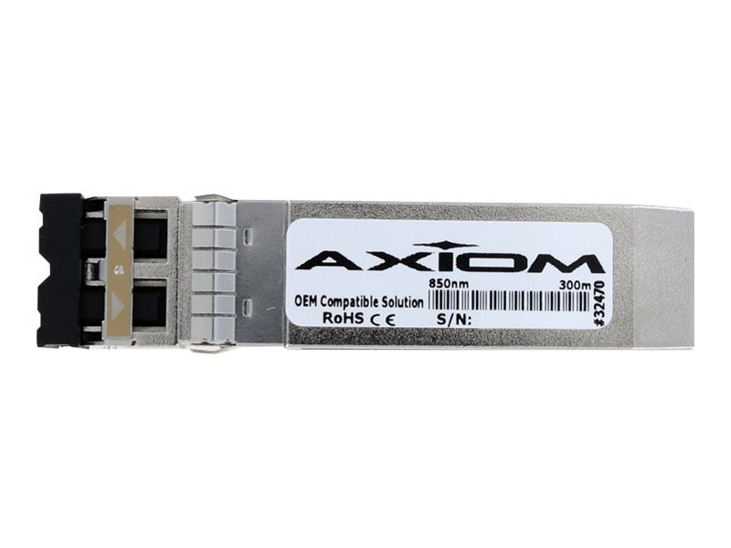 Axiom HP-Compatible 10GBASE-ER SFP+, JG234A-AX, 13810774, Network Transceivers