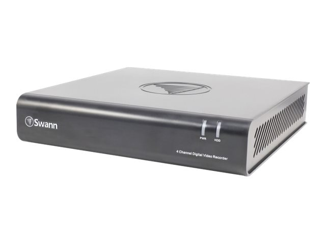Swann 4 Channel 720p Digital Video Recorder with 500GB HDD, 4x PRO-A850 Cameras