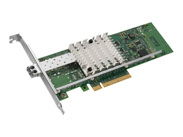 Intel X520-SR1 10GB Fiber Adapter, E10G41BFSR, 10092332, Network Adapters & NICs