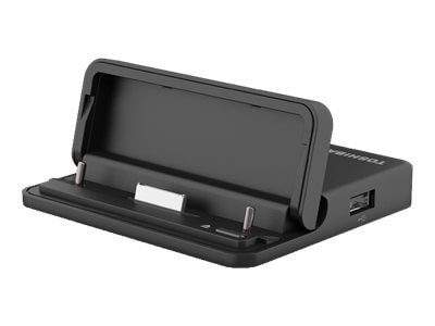 Toshiba Z10t Series Docking Station, Black, PA5105U-1PRPA, 16607448, Docking Stations & Port Replicators