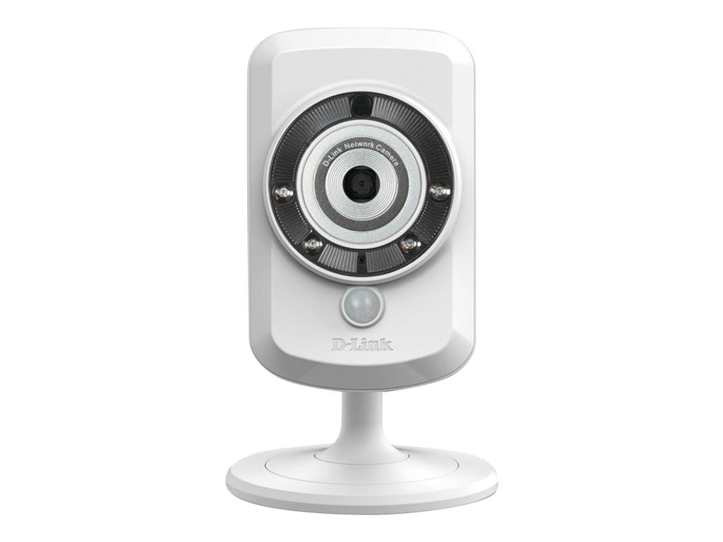 D-Link mydlink-enabled Enhanced Wireless N Day & Night Home Network Camera, DCS-942L