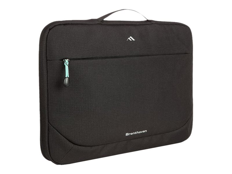 Brenthaven Always-On Sleeve, for 13 Laptops, Black