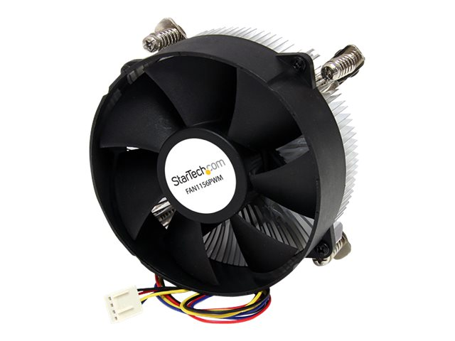 StarTech.com 95mm CPU Cooler Fan with Heatsink for Socket LGA1156 1155 with PWM, FAN1156PWM