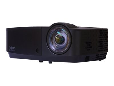 InFocus IN124STA XGA DLP Projector, 3300 Lumens, Black, IN124STA, 16688874, Projectors