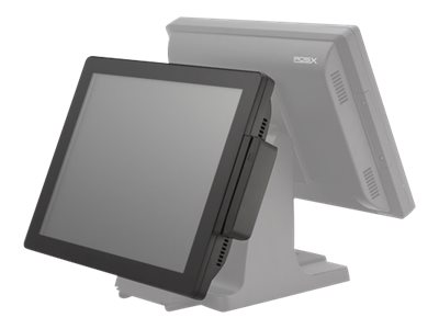 Pos-X 15 LCD Rear Display& Mount, EVO-RD4-LCD15