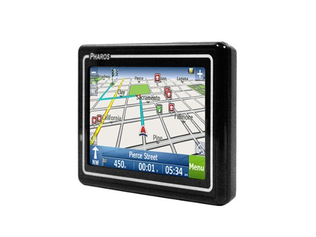 Pharos Drive GPS 250US, PDR250US, 10352288, Global Positioning Systems