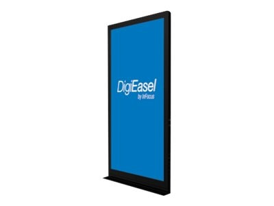 InFocus 40 JTouch DigiEasel Full HD Interactive Whiteboard Display, Black