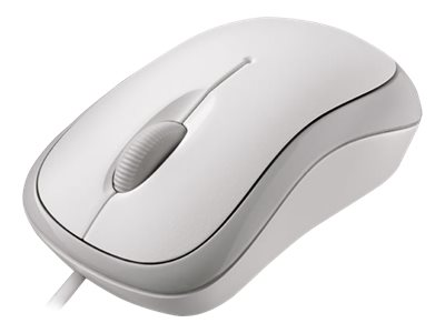 Microsoft Basic Optical Mouse for Business PS2 USB, English, 4YH-00006