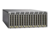 Cisco Nexus 6004 EF Chassis 24X40GE PTS FCOE Bundle, N6004-B-24Q, 16443121, Network Switches