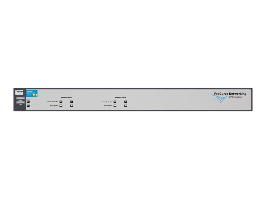 HPE ProCurve 620 Redundant External Power Supply, J8696A#ABA, 7328527, Power Supply Units (internal)