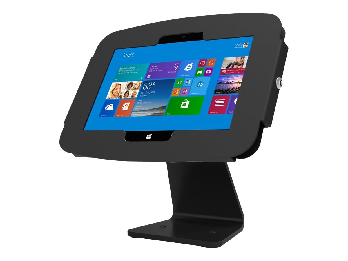 Compulocks Space Surface Tablet Enclosure 360 Kiosk for Surface 3