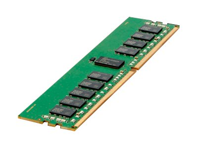 HPE 8GB PC4-19200 288-pin DDR4 SDRAM RDIMM for Select Models, 805347-B21, 31857322, Memory