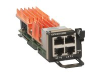 Brocade ICX 7450 4PT 1 10GBE 10GBASE T COPPER, ICX7400-4X10GC, 17827590, Network Device Modules & Accessories