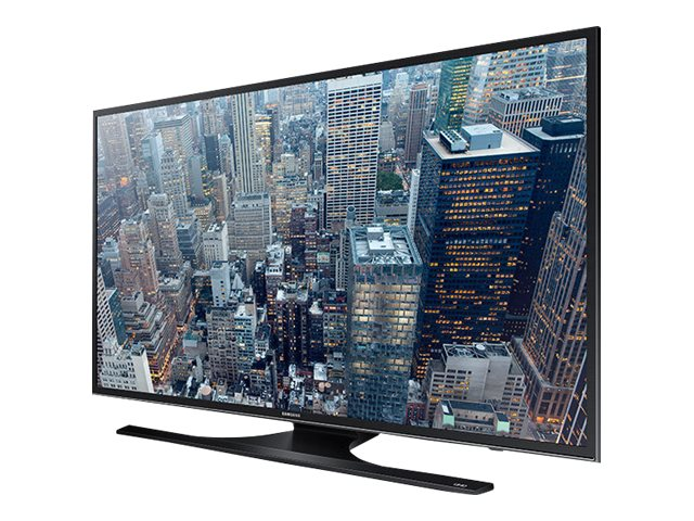 Samsung 60 JU6500 Series 4K Ultra HD LED-LCD Smart TV, Black, UN60JU6500FXZA, 25744348, Televisions - LED-LCD Consumer