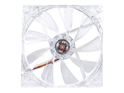 Thermaltake Pure 14 LED White Case Fan, 140x140x25mm, CL-F028-PL14WT-A, 17827063, Cooling Systems/Fans
