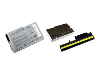 Axiom Battery, Li-Ion 6-cell for Dell # 312-0762, 312-0762-AX