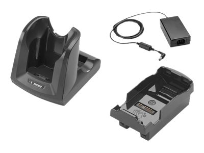 Zebra Symbol MC32 1-Slot Cradle Kit w  Battery Adapter, Power Supply