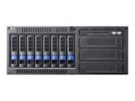 Tyan 4U Rackmount Chassis, AMD, Intel Processor Motherboard Support for CEB, KFT48M1-070V8HFC, 9209089, Cases - Systems/Servers