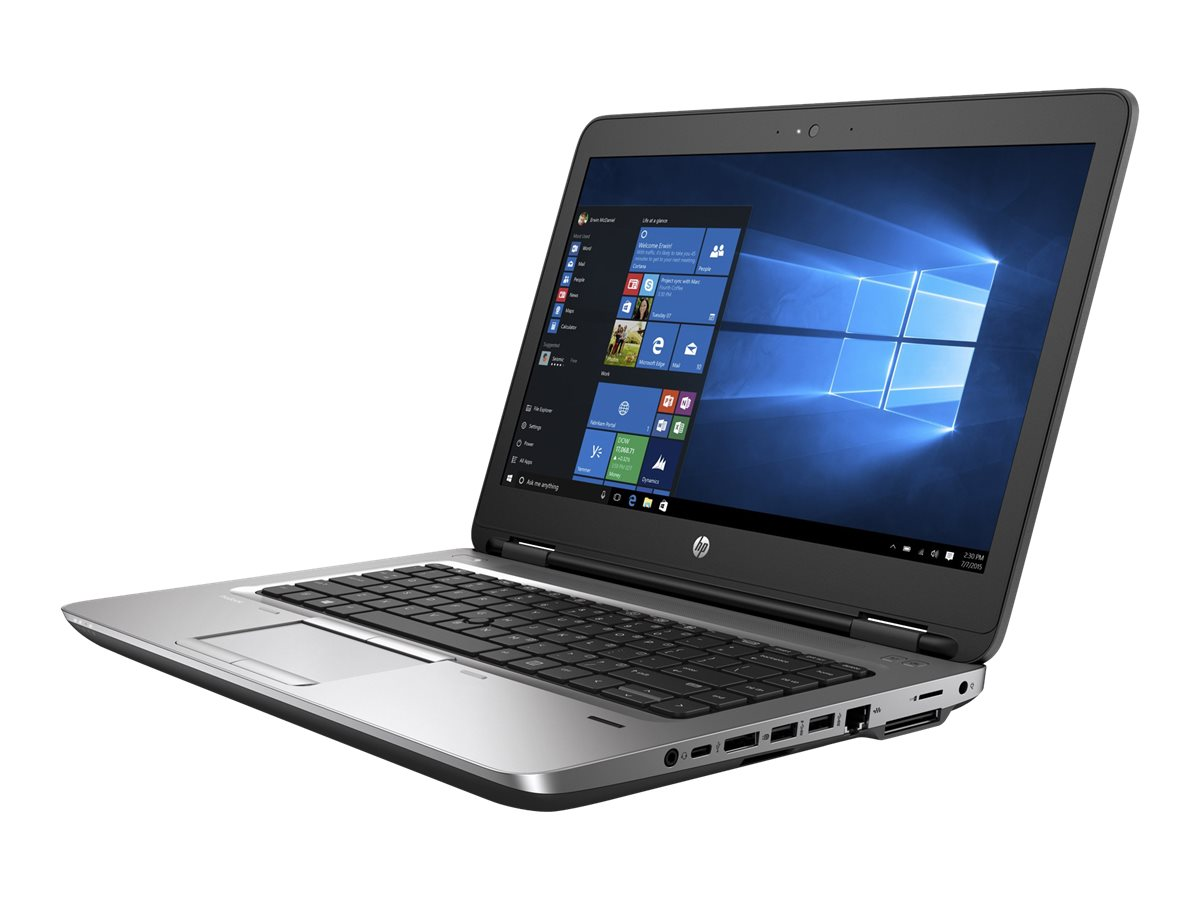 HP ProBook 645 G2 1.6GHz A6 14in display