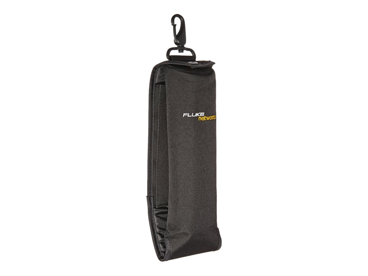 Fluke Pouch with Logo, for TS100, TS100PRO, CASE-TS100, 13366749, Network Test Equipment