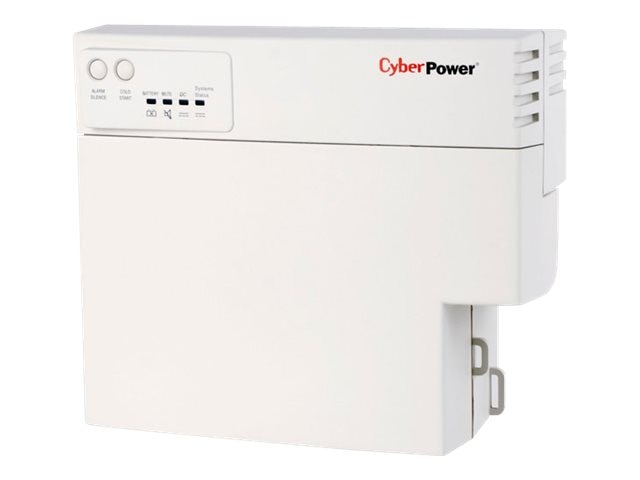 CyberPower CyberShield DC Power Supply, 12V 27W, 7.2Ah Battery, CSN27U12V-NA2