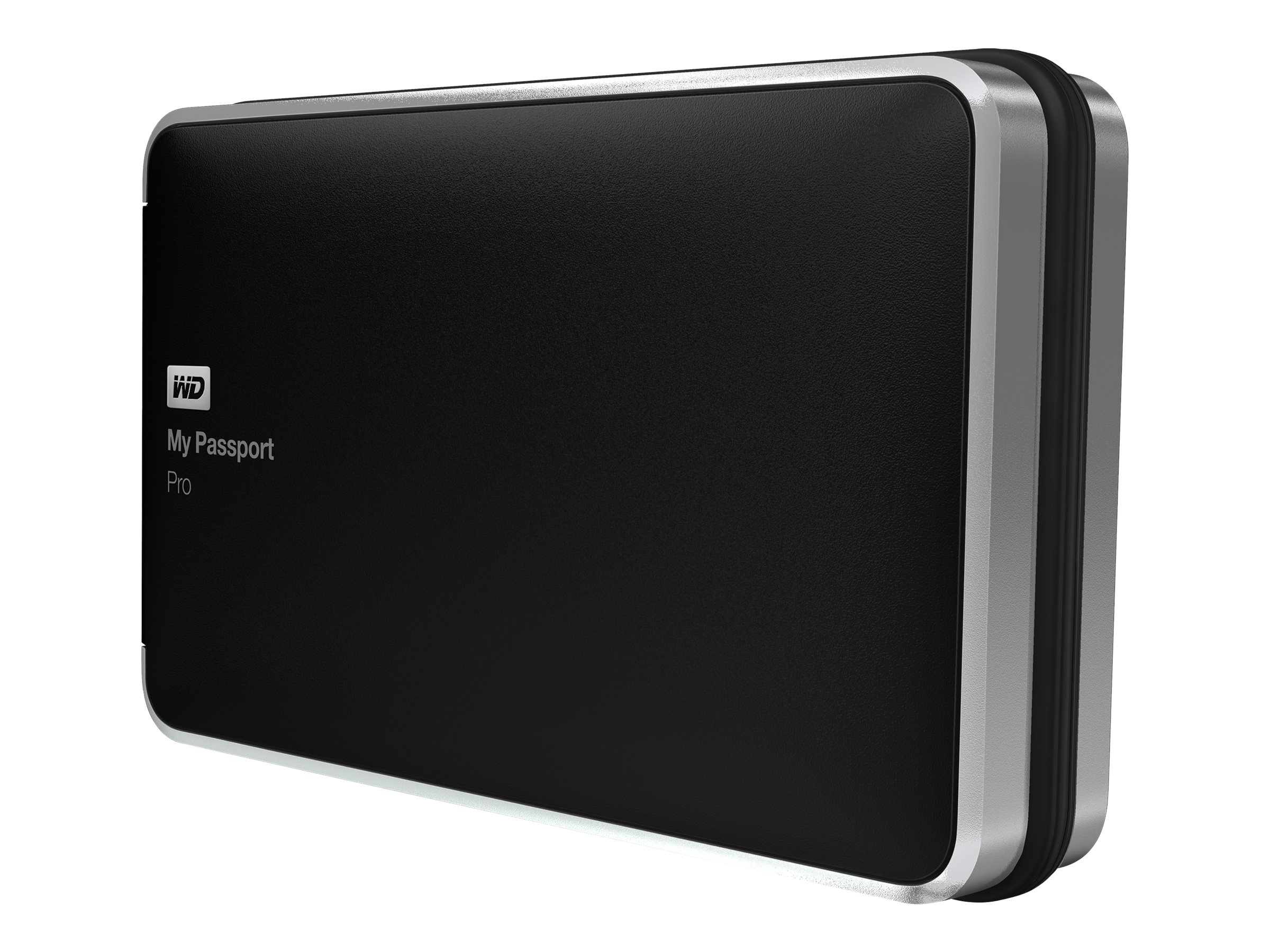 WD 2TB My Passport Pro ThunderBolt RAID Storage, WDBRMP0020DBK-NESN, 16958715, Hard Drives - External