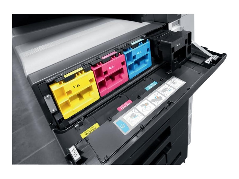 Konica Minolta Black TN611K Toner Cartridge