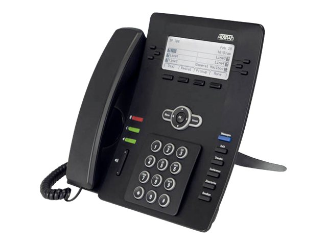 Adtran IP 706 Phone, 1200769E1#BIN, 15227654, VoIP Phones