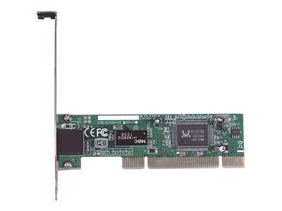 Intellinet Fast Ethernet PCI Network Card, 509510