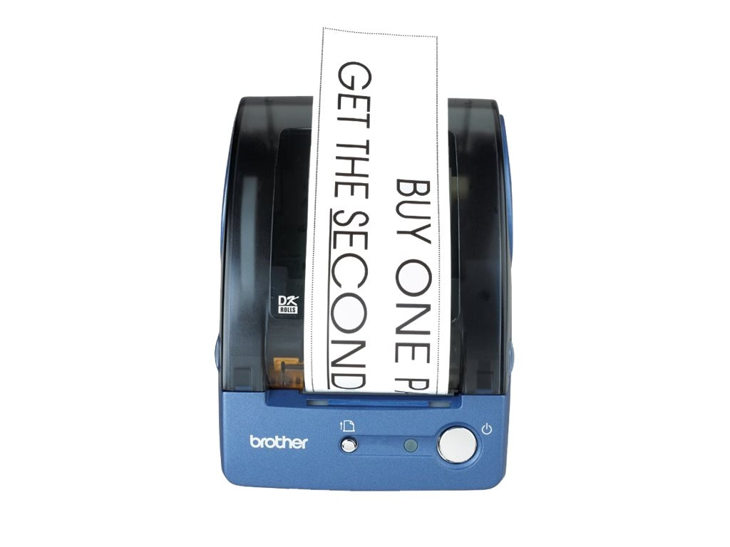 Brother QL-500 Quick PC Label Printer, QL-500, 5188575, Printers - Label