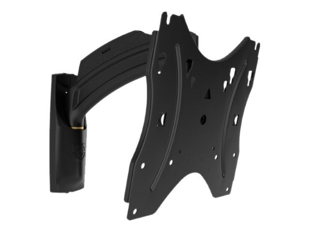 Chief Manufacturing Small Thinstall Single Swing Arm Wall Mount for 10-32 Displays, TS110SU, 14318600, Stands & Mounts - AV
