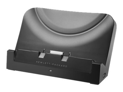 HP Rugged Tablet Docking Adapter for ElitePad 1000 G2, M0E06AA, 30782429, Docking Stations & Port Replicators