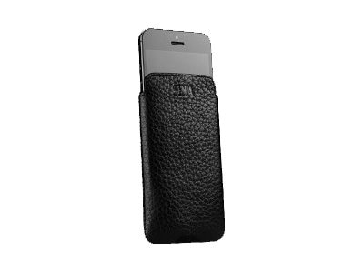 Targus Sena Ultraslim Classic Case for iPhone 5, Black, TFD009US, 17259422, Carrying Cases - Phones/PDAs
