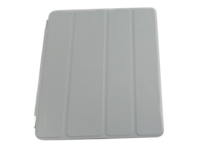 Axiom Folding Screen Coverfor iPad, Gray, APLIP3CG-AX, 14978982, Protective & Dust Covers