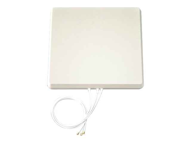 Tessco MIMO 2.4 5 GHz 6 dBi Patch Antenna