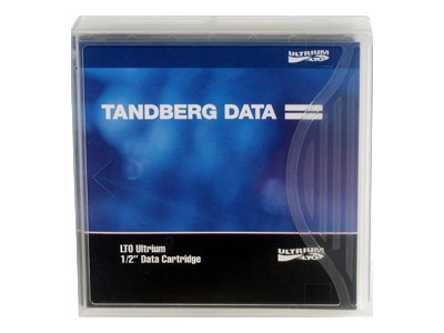 Tandberg Data 400 800GB LTO-3 Ultrium Tape Cartridge, 433216, 6140160, Tape Drive Cartridges & Accessories