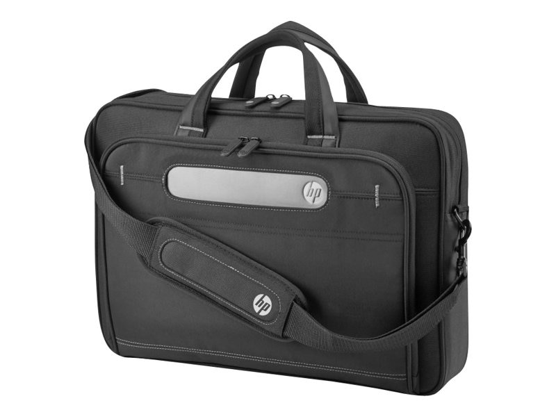 HP Business Top Load Case, 15.6, H5M92AA, 15699758, Carrying Cases - Notebook