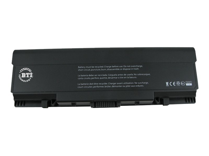 BTI Battery, Li-Ion 11.1V 7600mAh for Inspiron, DL-1520H, 9835881, Batteries - Notebook