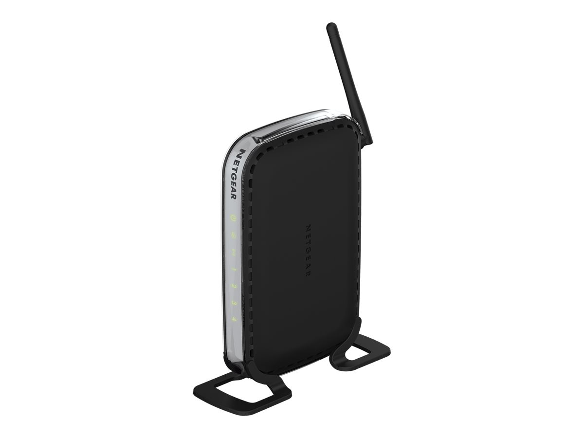 Netgear Rangemax 150 Wireless Router, WNR1000-100NAS