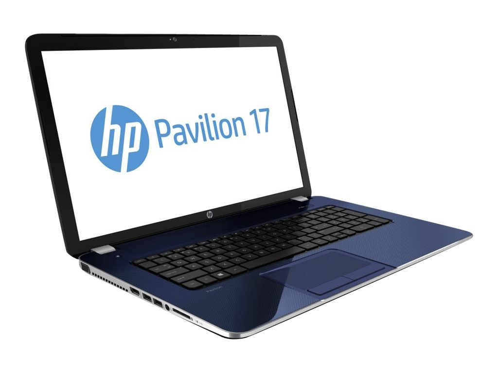 Refurb. HP Pavilion 17-E166nr 1.5GHz A4-Series 17.3in display, F9L89UA#ABA